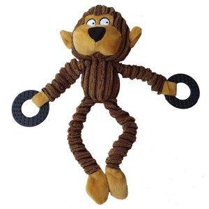 Mono con aros
