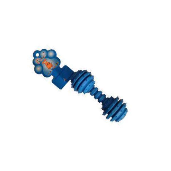 Pesa flexible con sonajero
